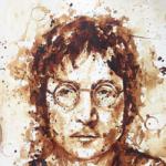 Coffee Painting 1