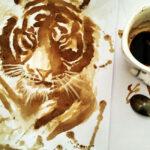 Coffee Painting 5